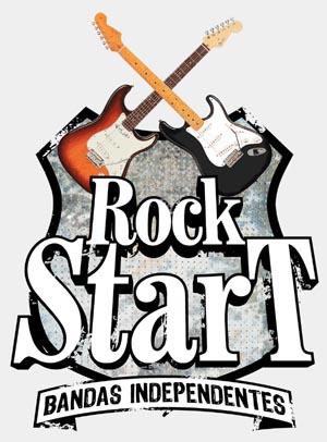 Logotipo Rock Start