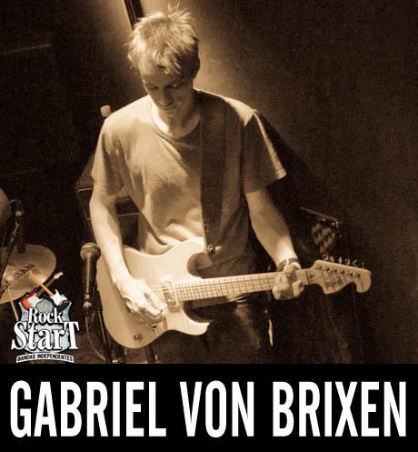 Perfil Gabriel Von Brixen