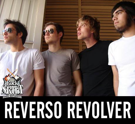 Perfil Reverso Revolver